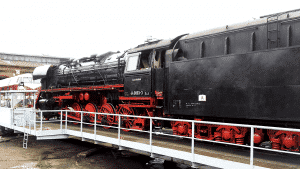 Dampflok BR 44