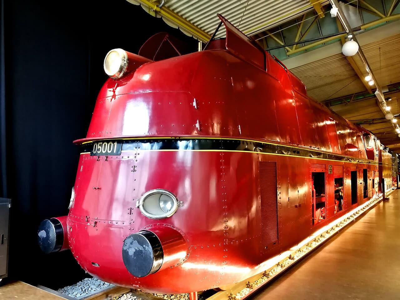 Dampflok BR 05