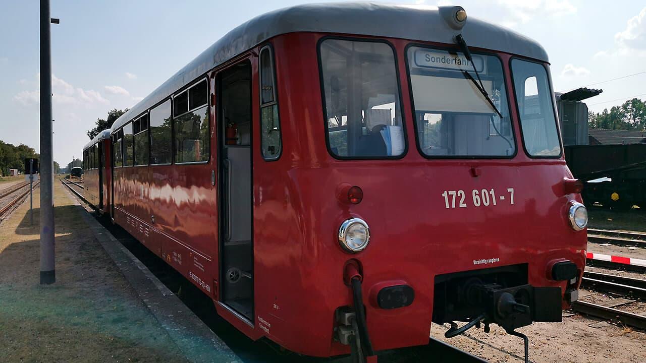 Triebwagen BR 172 - 2
