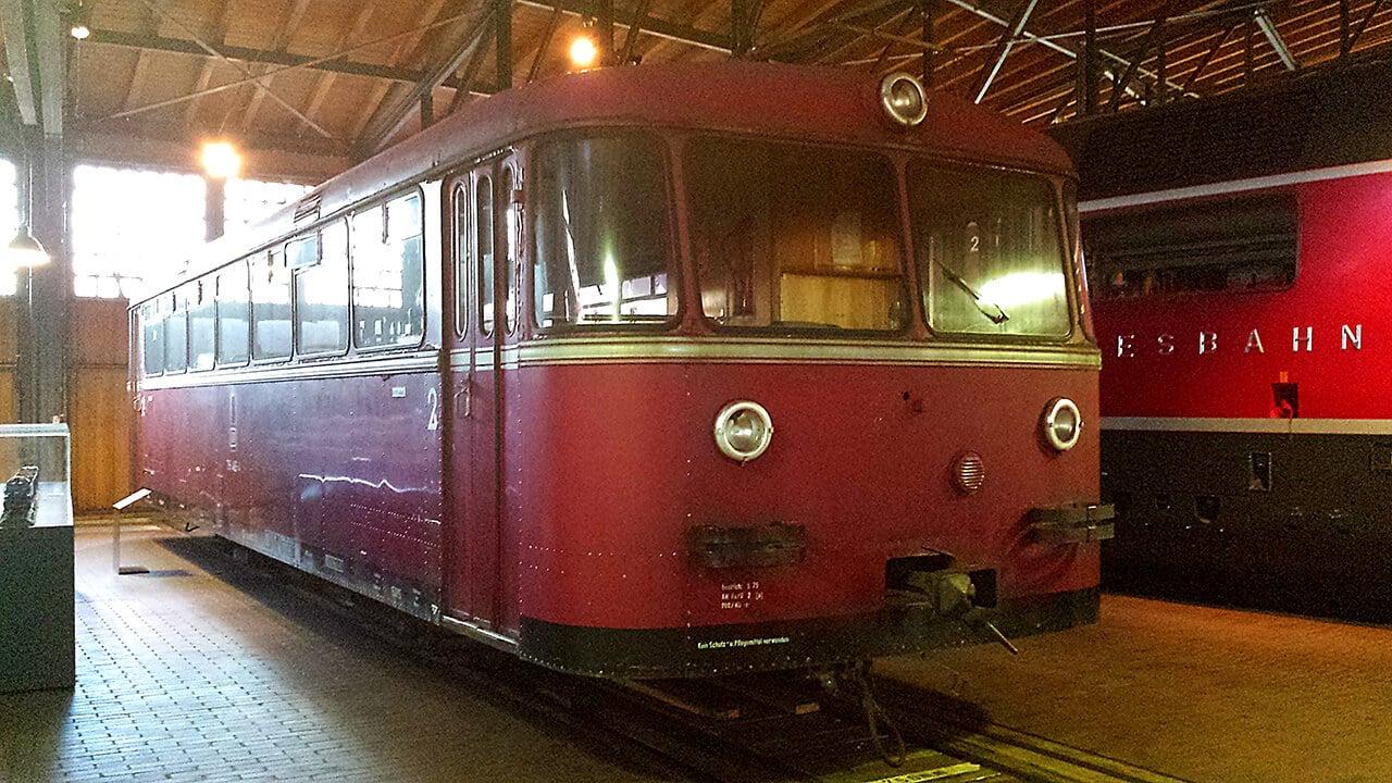 Triebwagen BR VT 98