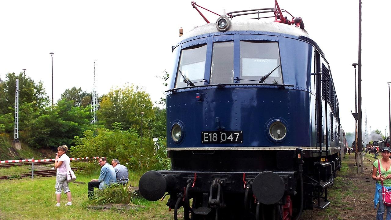 E-Lok BR 118